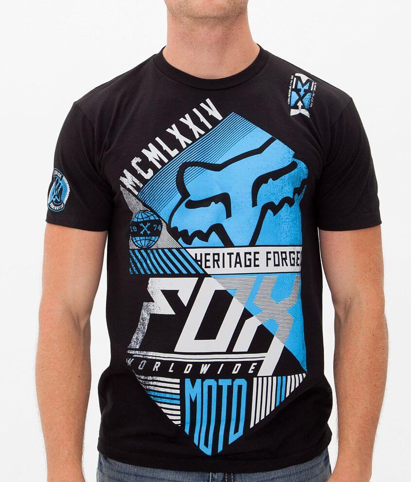 Fox Adapt T-Shirt front view