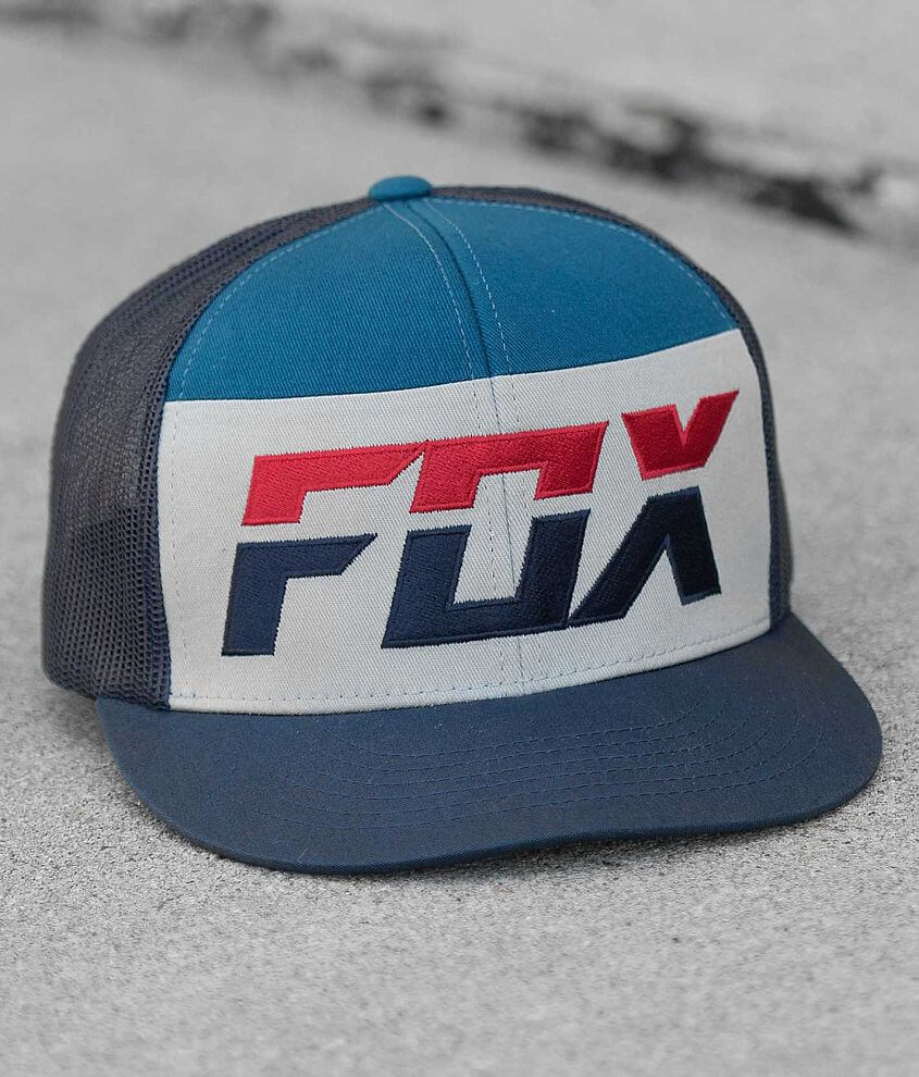 Fox Mako Trucker Hat front view