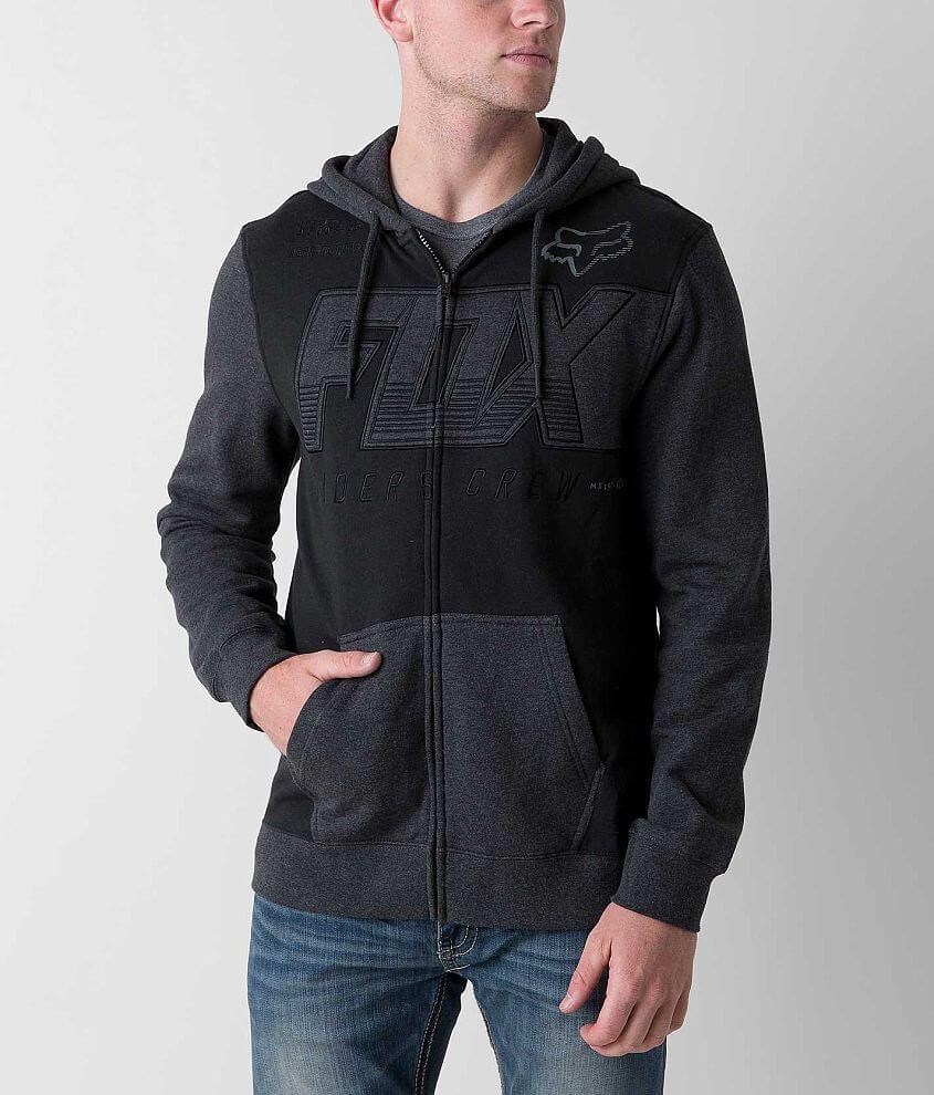 Fox Clutch Hooded Sweatshirt front view