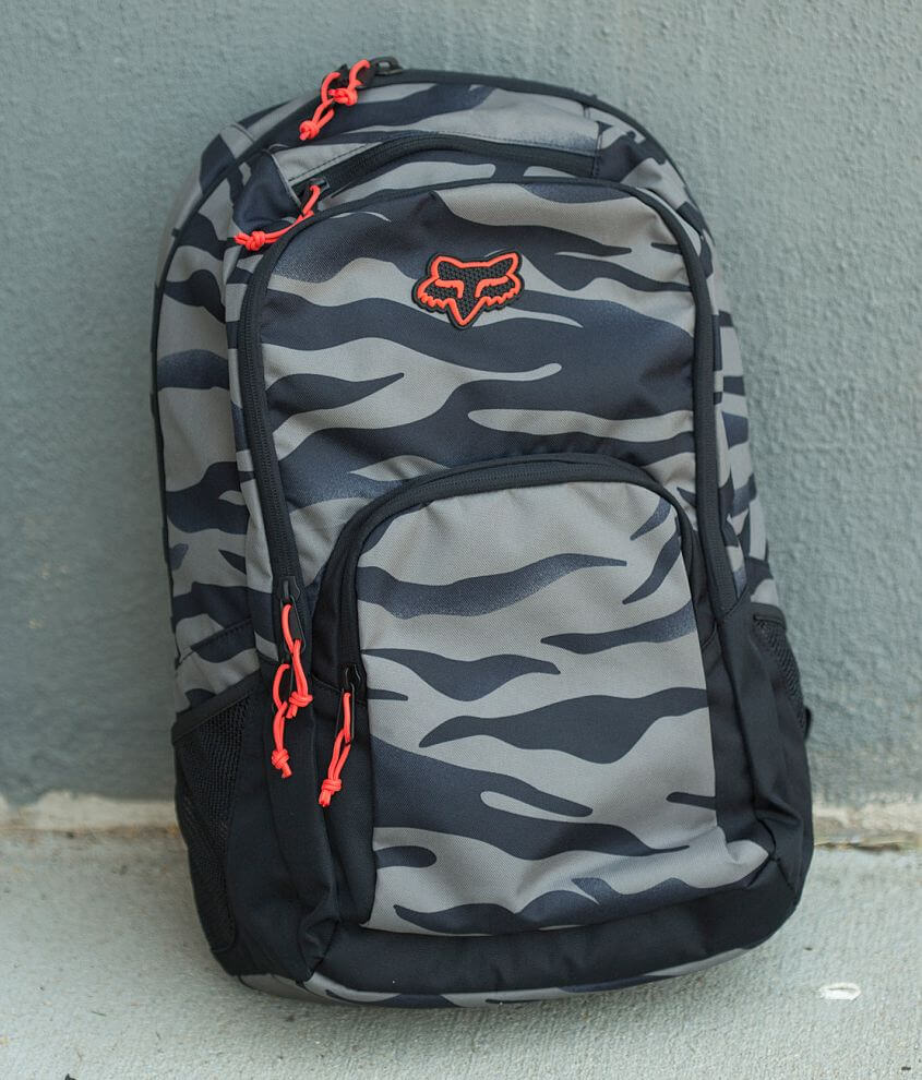 Fox Let's Ride Cyborg Backpack front view