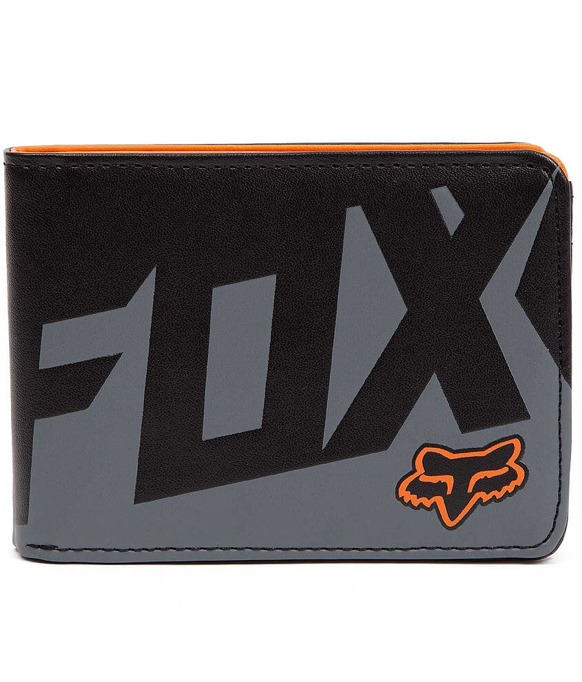 Fox Projector Wallet front view