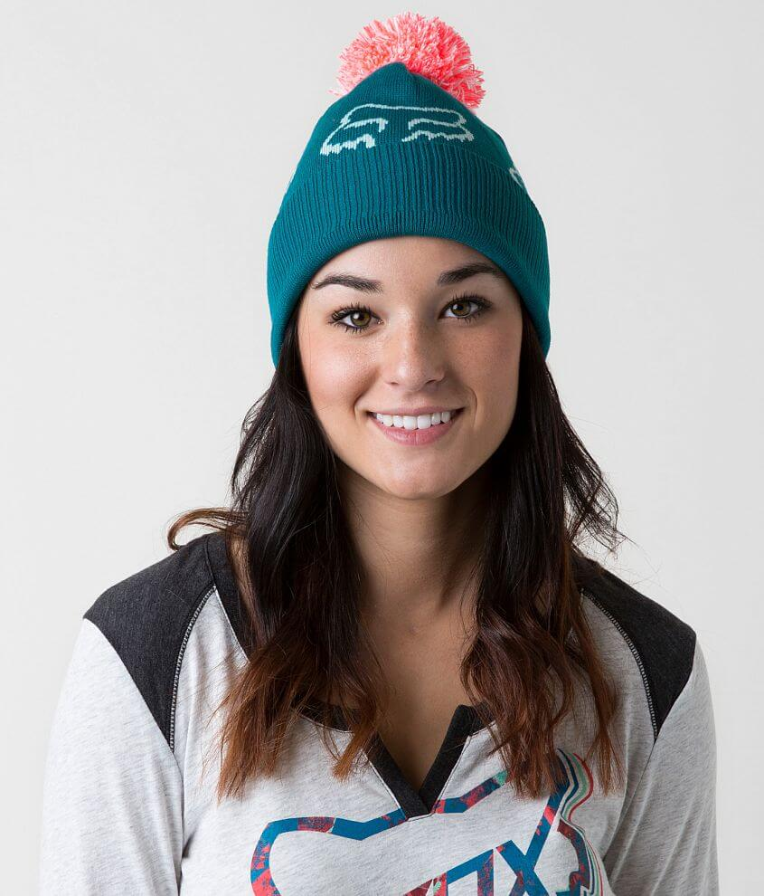 Fox Bossy Beanie front view