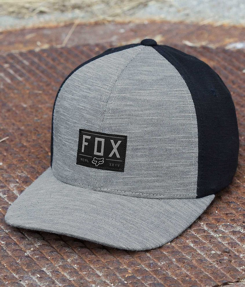Fox Linger Stretch Hat front view