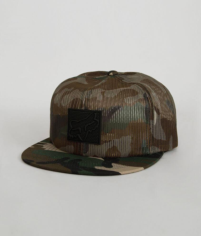 Fox Implication Trucker Hat front view