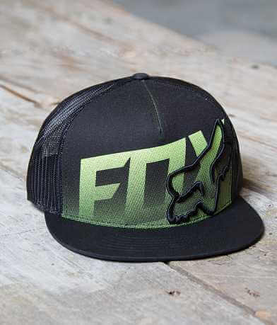 Fox Static Trucker Hat