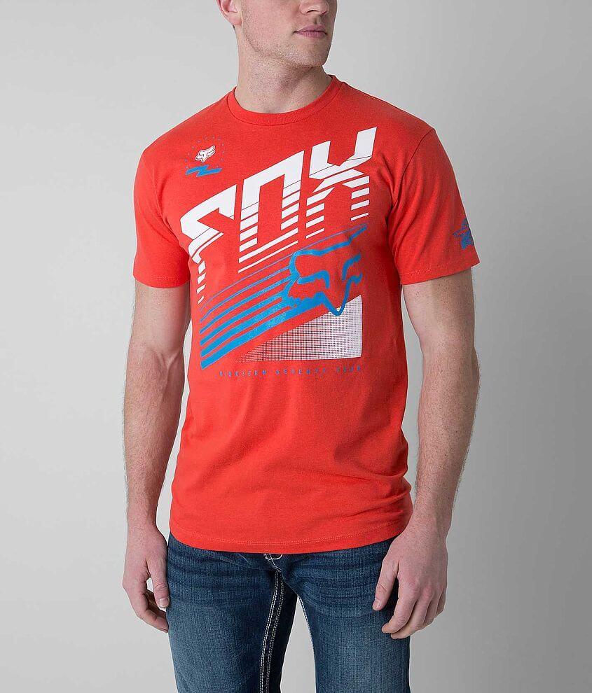 Fox Two Stroke T-Shirt front view