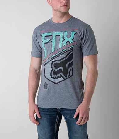 Fox Checked Tech T-Shirt