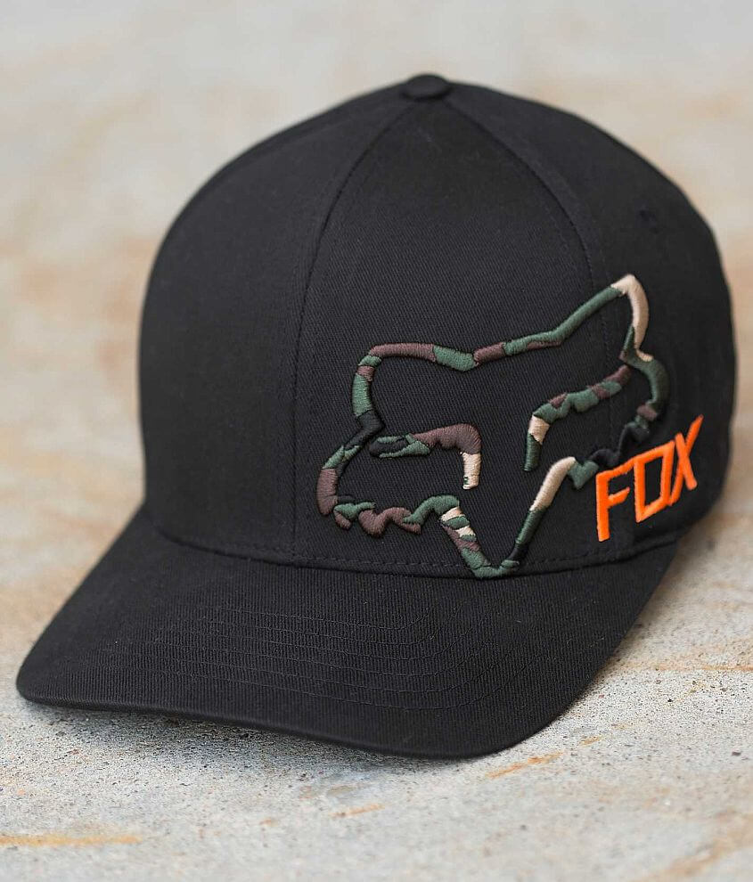 Fox Fable Stretch Hat front view