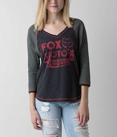 Fox Scripted T-Shirt