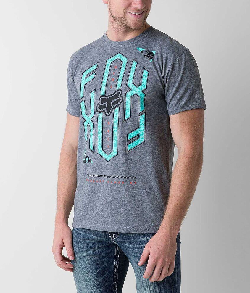 Fox Impossible Object Tech T-Shirt front view