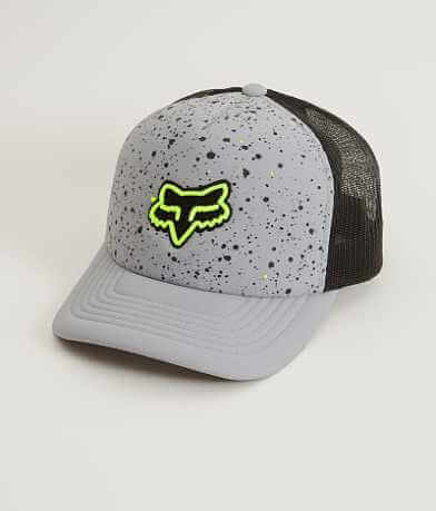 Fox Splatter It Trucker Hat