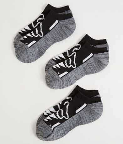 Fox 3 Pack Socks
