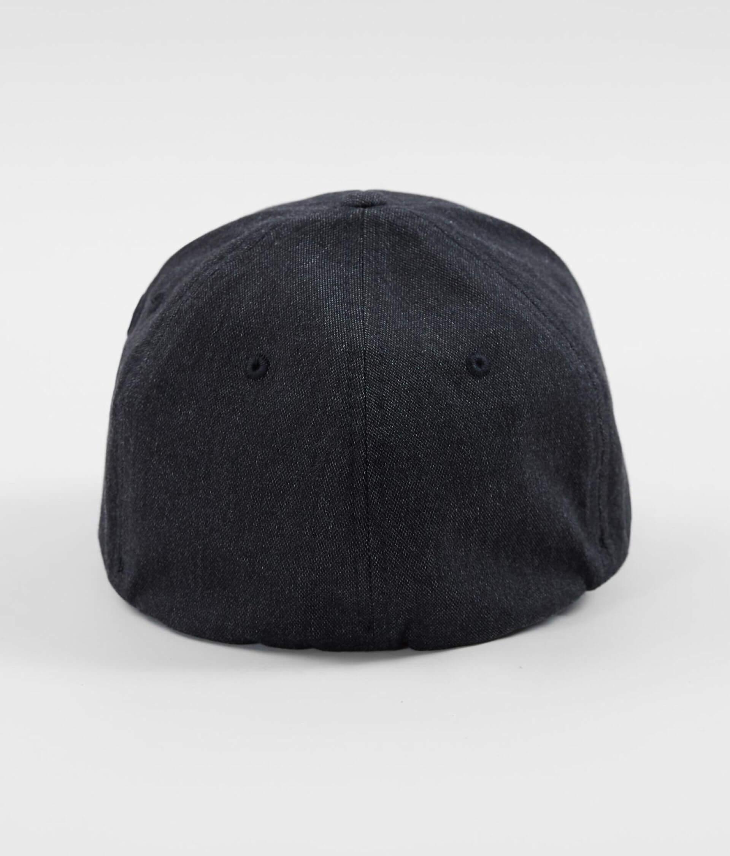 f20c05d0f Fox Clouded Stretch Hat - Men's Hats in Black Black | Buckle