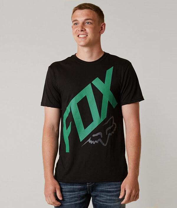 T Closed Shirt Fox Circuit Tech f4POwnvq