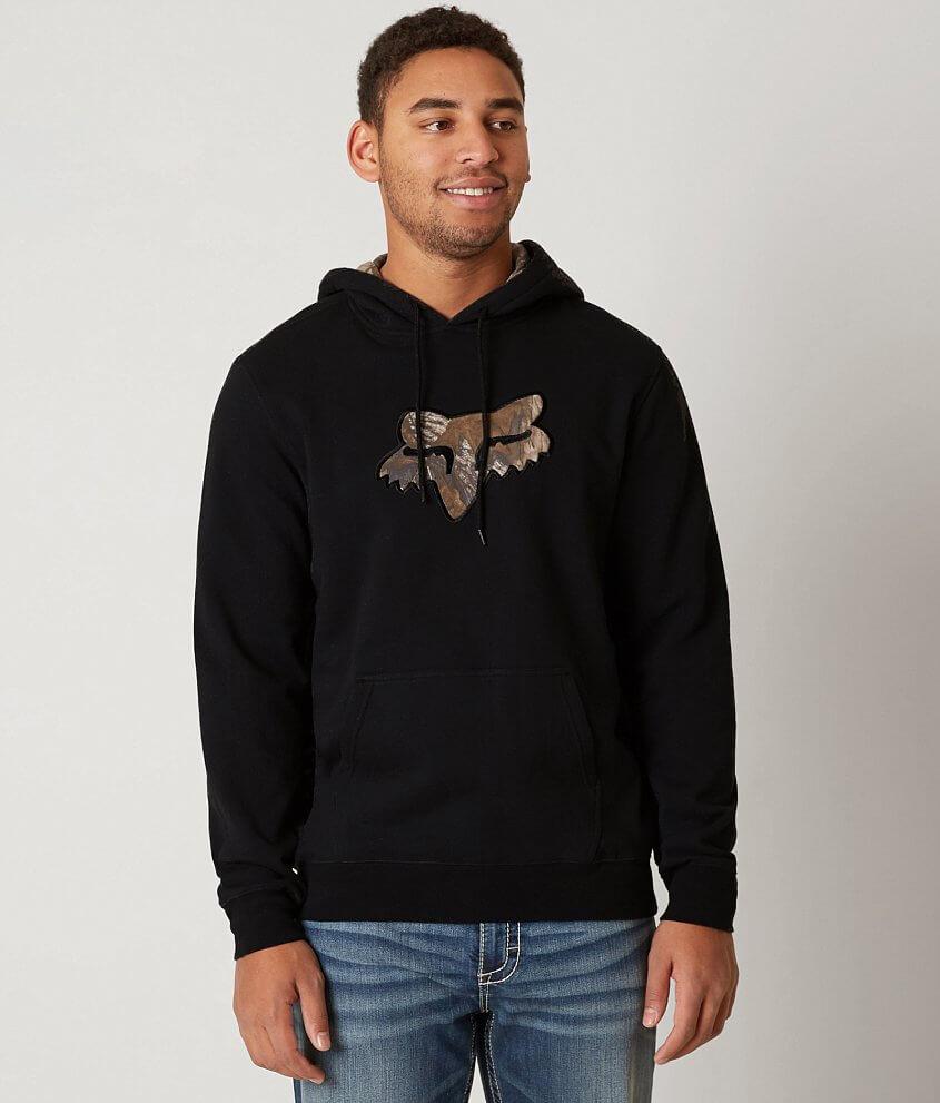 623faac83cd61 Fox Realtree® Hooded Sweatshirt - Men's Sweatshirts in Black   Buckle