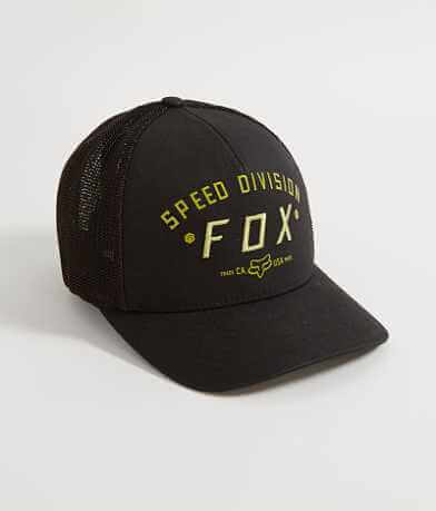 Fox Speed Division Stretch Trucker Hat