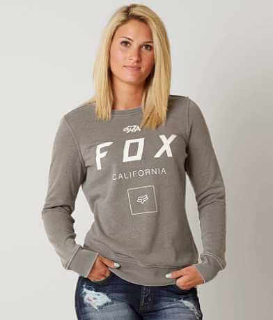 Fox Growled Sweatshirt
