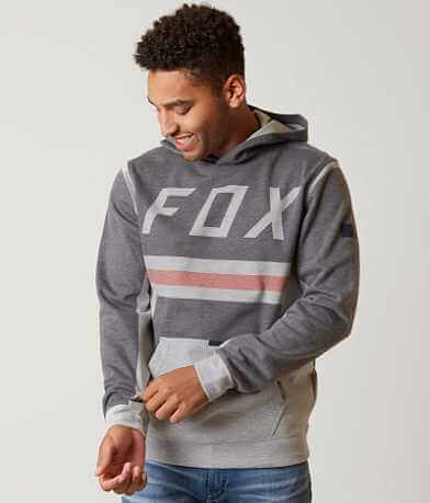 Fox Moth Hooded Sweatshirt