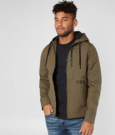 Fox Mercer Hooded Jacket