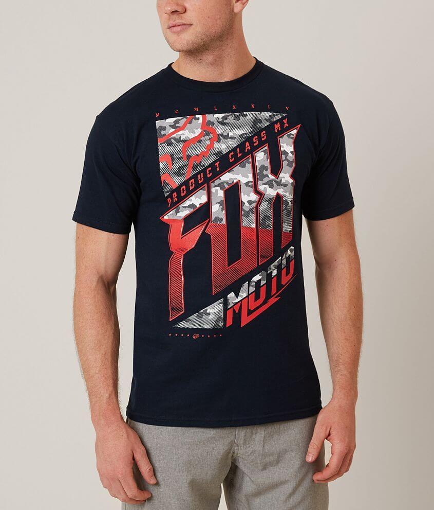 Fox Moto Seek T-Shirt front view
