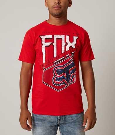 Fox Checked T-Shirt
