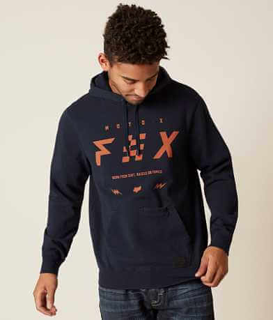 Fox Locked Up Hoodie
