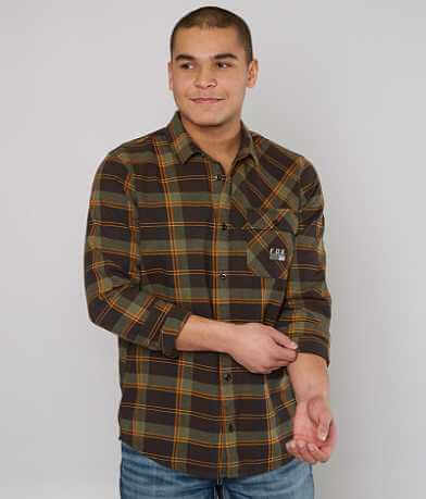 Fox Drezzy Flannel Shirt
