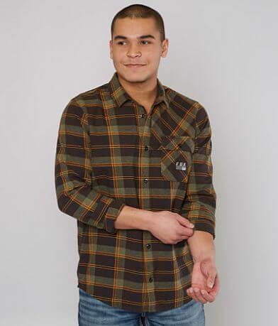 Fox Drezzy Flannel Shirt