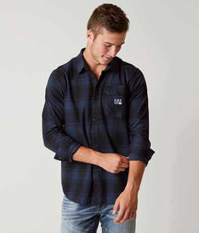 Fox Voyd Flannel Shirt