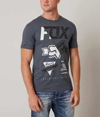 Fox Crinkle T-Shirt