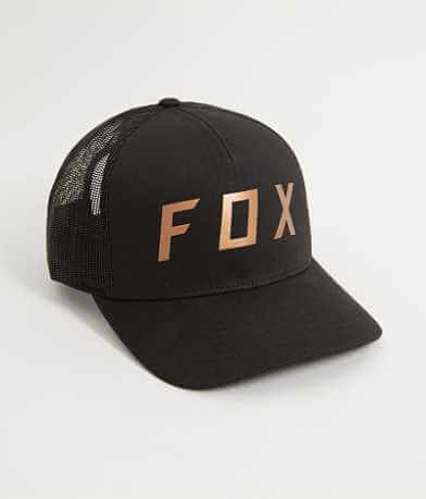 Fox Copper Moth Trucker Hat