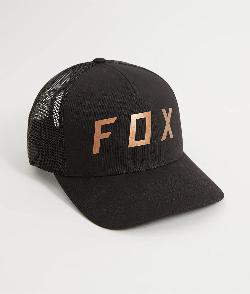2744d84a31e7a Fox Copper Moth Trucker Hat - Women s Hats in Black
