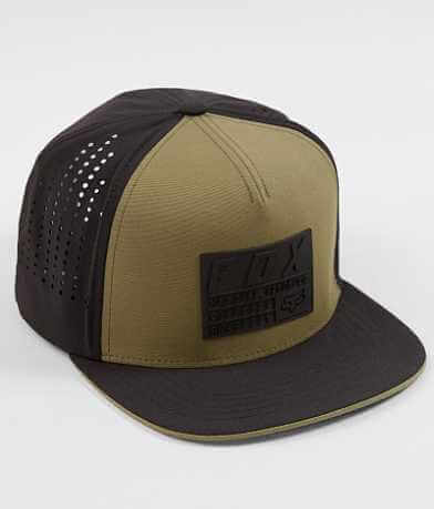 Fox Redplate Tech Hat