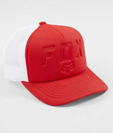 Fox Foaming At The Moth Trucker Hat