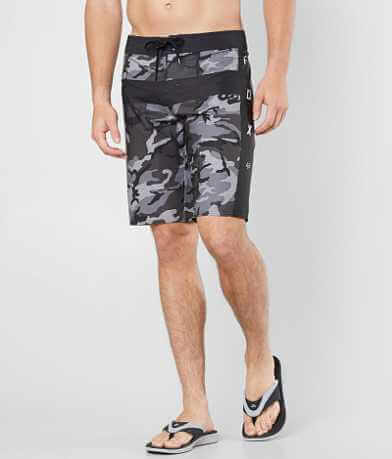 Fox Camouflage Moth Stretch Boardshort