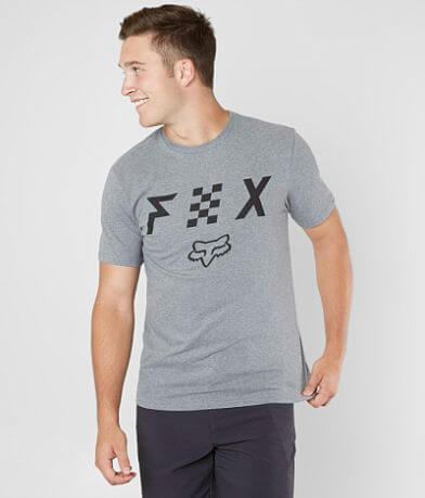 Fox Scrubbed T-Shirt