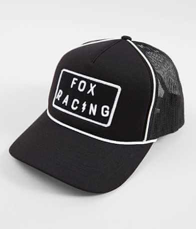 Fox Blot Trucker Hat