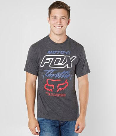 Fox Tech Throttled T-Shirt