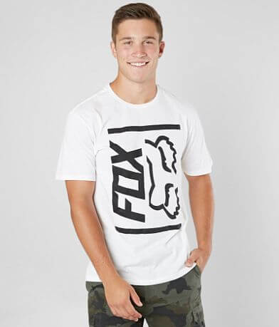 Fox Side Barred T-Shirt