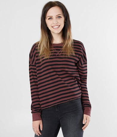 Fox Striped Out Thermal Top