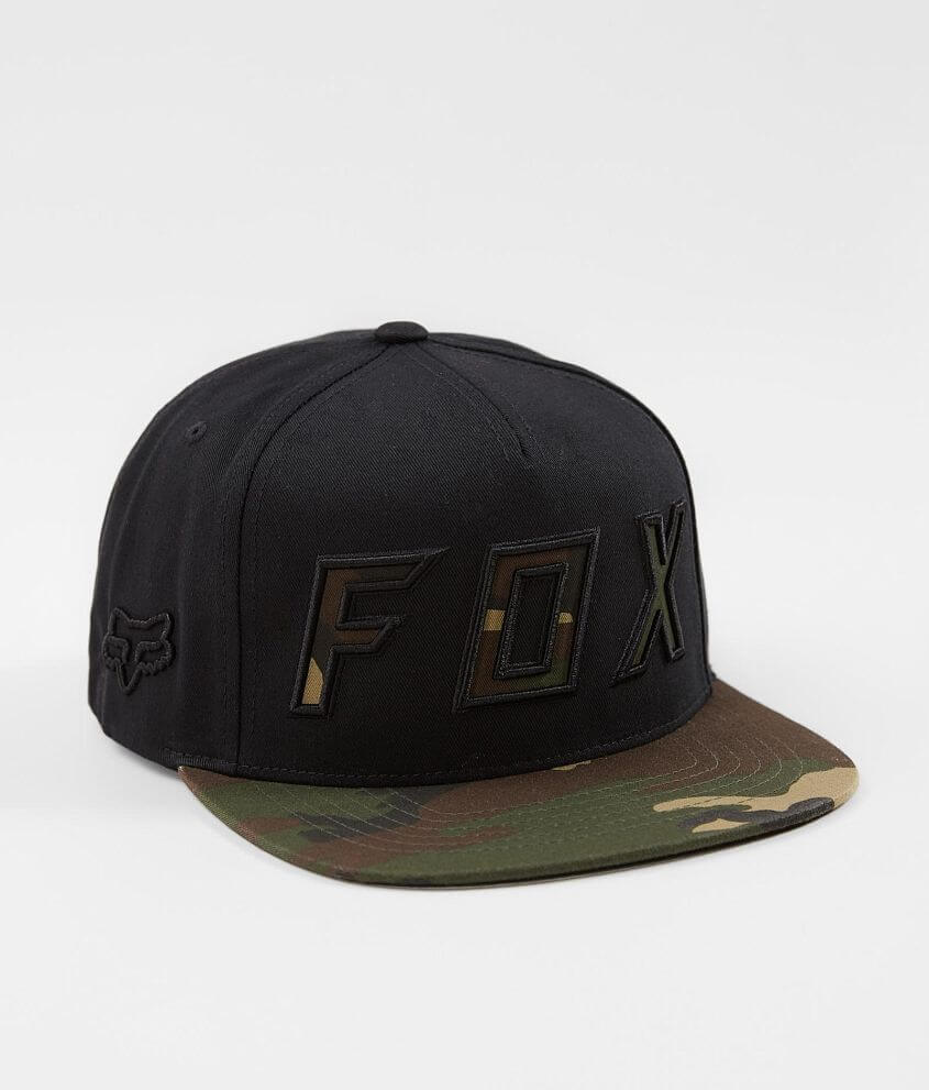 low price new cheap half off Fox Possessed Hat - Men's Hats in Black   Buckle