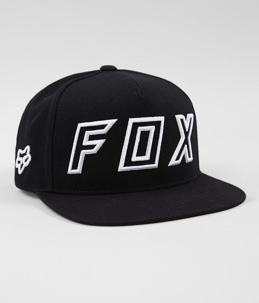 pretty nice no sale tax discount shop Fox Possessed Hat - Men's Hats in Black White   Buckle