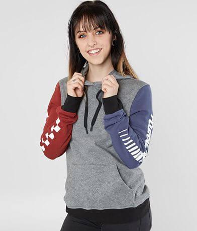 Fox High Side Hooded Sweatshirt
