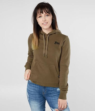 Fox Roost Hooded Sweatshirt