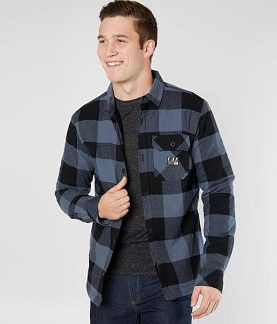 Fox Chicane Flannel Jacket