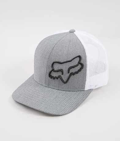 Fox Beveled Trucker Hat