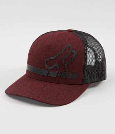 Fox Triangulate Trucker Hat