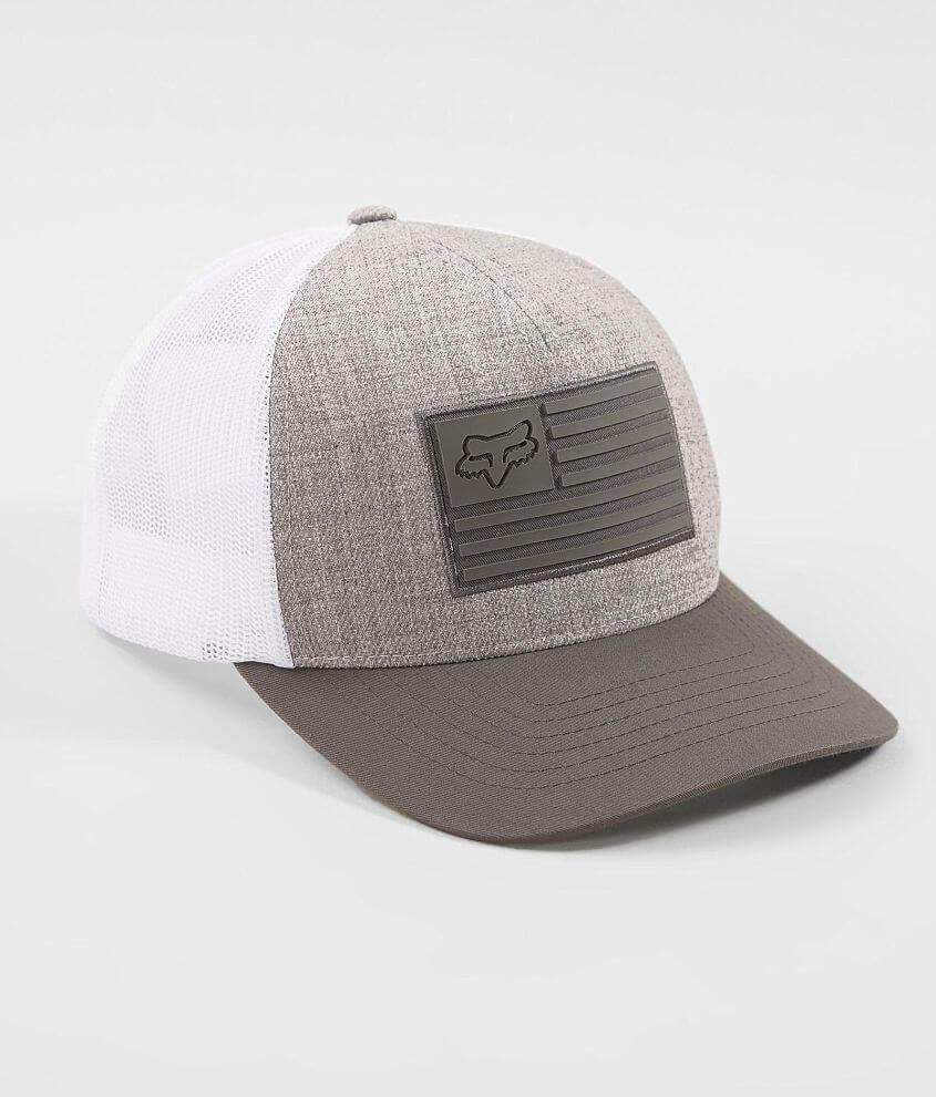 Fox Downshift Trucker Hat front view
