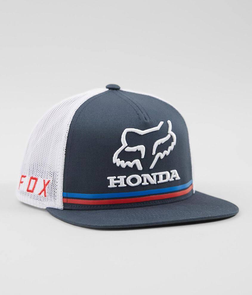 9b049dc87bfbd Fox Honda Trucker Hat - Men s Hats in Navy