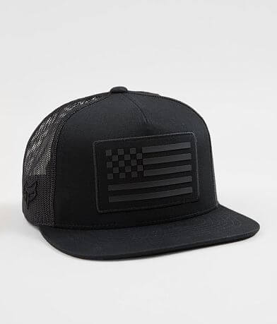 Fox Patriot Trucker Hat